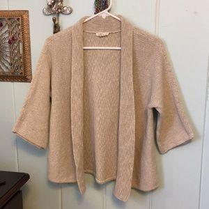 Eileen Fisher knit cardigan